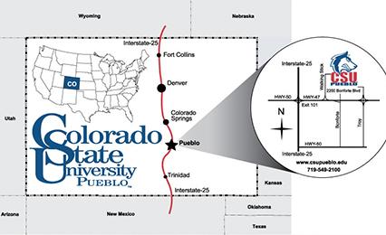 Campus Campus Csu Pueblo
