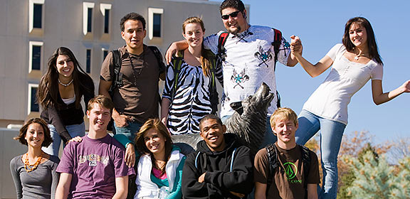 transfer students love attending the transfer open house at csu-pueblo