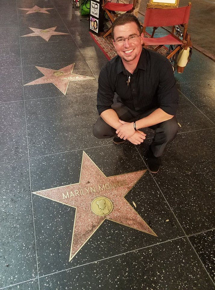 ryan on the hollywood walk of fame