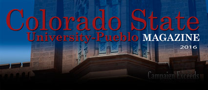 Download the 2015 CSU-Pueblo Magazine