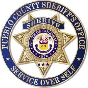 Pueblo County Sheriff's Office Badge