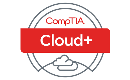 CompTIA Cloud+ Certification Logo