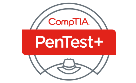 CompTIA Pentest+ Certification Logo