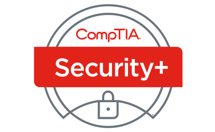 CompTIA Security+ Certification Logo