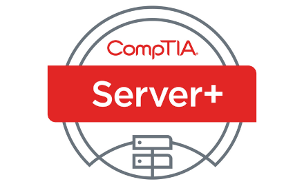 CompTIA Server+ Certification Logo