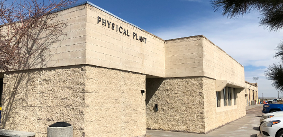 Physical Plant Building