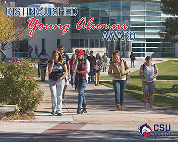 CSU-Pueblo Distinguished Young Alum - Call for Nominations