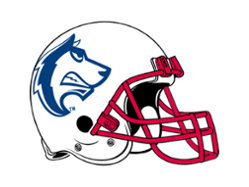 CSU-Pueblo Football helment
