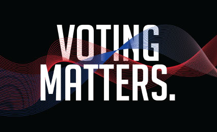 Text: Voting Matters