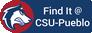 Find it @ CSU-Pueblo