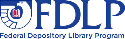The University Library is a federal depository of government documents.