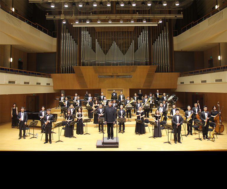 Colorado Mills: CSU-Pueblo Music Professor Conducts/teaches In China