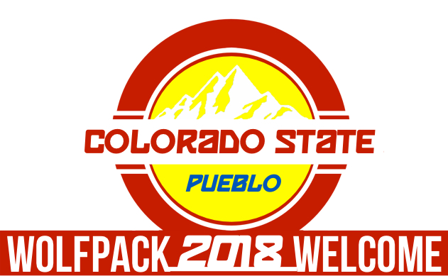 Wolf Pack Welcome Week Logo